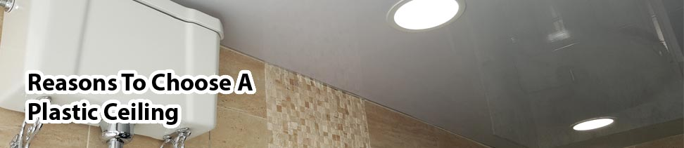 PVC Plastic Ceilings