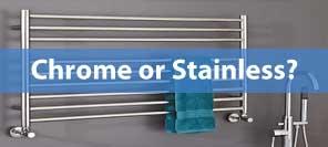Stainless Steel Radiators Vs Chrome