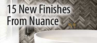 BushBoard have launched 15 brand new Nuance panelling designs!