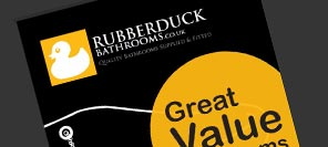 Rubberduck Bathrooms 2015 Brochure