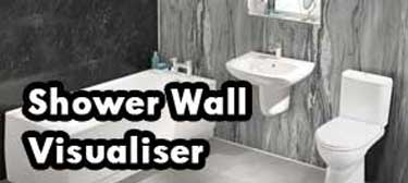 Shower Wall Visualiser