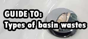 types of basin wastes