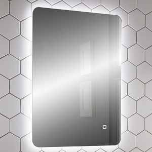 Highlife Avon Backlit LED Bathroom Mirror 500 x 700mm