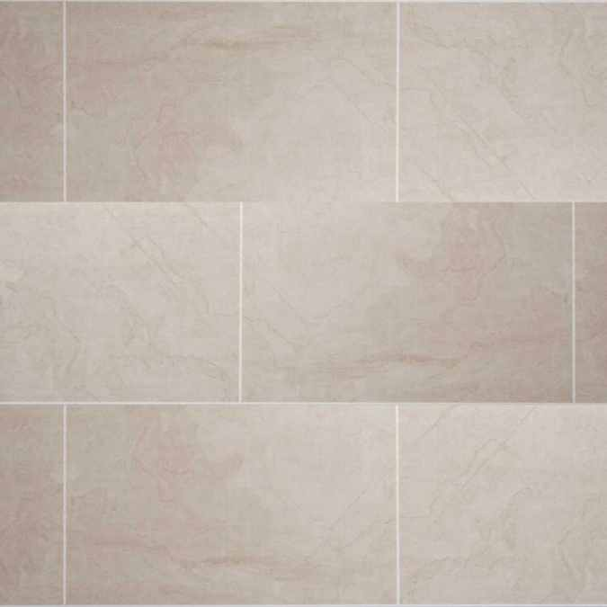 Neptune 250 - Beige Grout Line Tile - Tile Effect uPVC Plastic Wall &  Ceiling Cladding 2 6m - 4 Pack