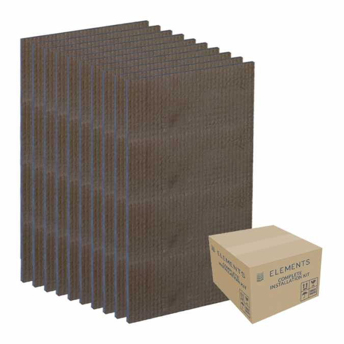 Abacus Elements Waterproof Wall Kit 3 12mm - 7.20sq m