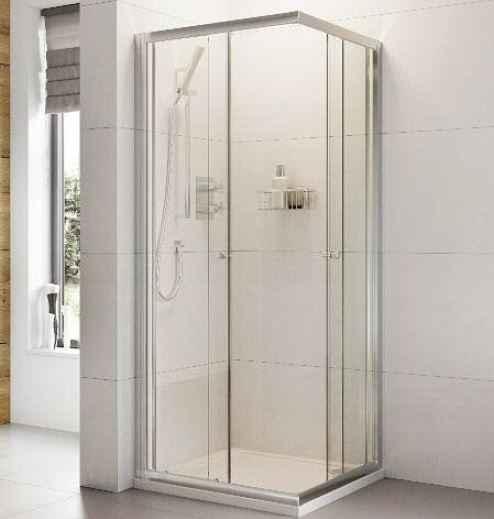Haven Plus Corner Entry Shower Enclosure 700mm X