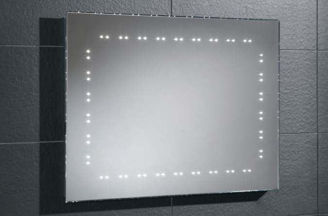 HIB Hannah LED Mirror