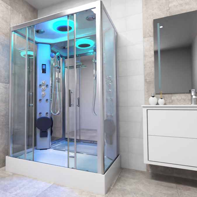 Showers: 4 Types for Your Next Remodel