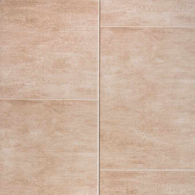 ProPlas Tile 400 - Beige Large Tile - Satin - uPVC Tile Effect Panels - 5 pack