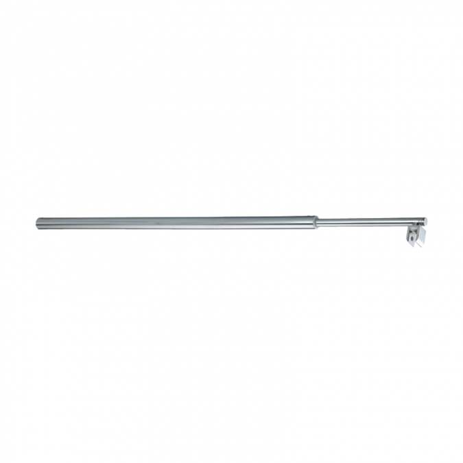 Abacus Wet Room Glass Telescopic Adjustable Wall Support Arm