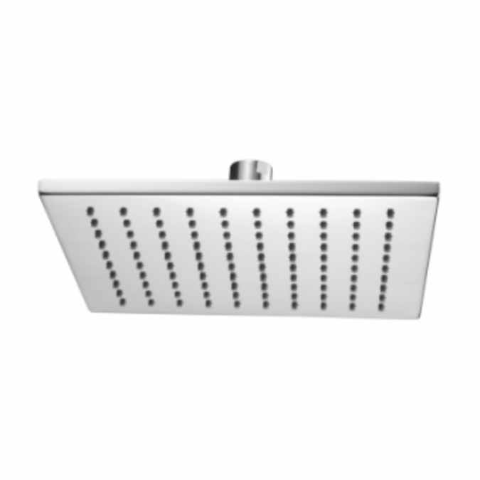 Abacus Emotion 250mm Square Fixed Shower Head