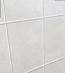 White Galaxy Bevelled Tile - TileWall by Multipanel