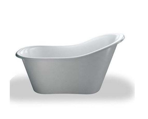 Burlington Emperor - Freestanding Soaking Tub - 1530 x 725
