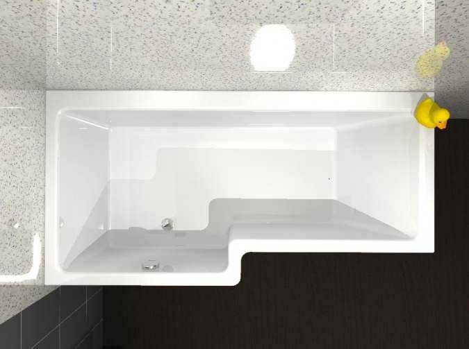 buy carron quantum square shower bath 1700 x 700 850mm carron quantum bath shower screen