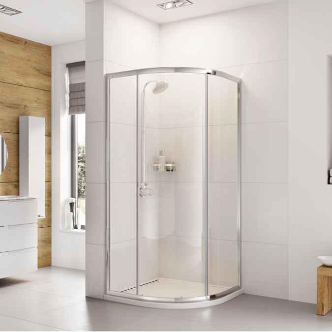 Haven Plus 900mm Quadrant Shower Enclosure Big Discount Free