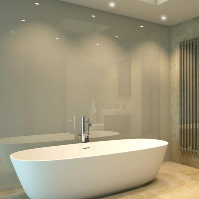 Lustrolite Safari High Gloss Bathroom Wall Panel