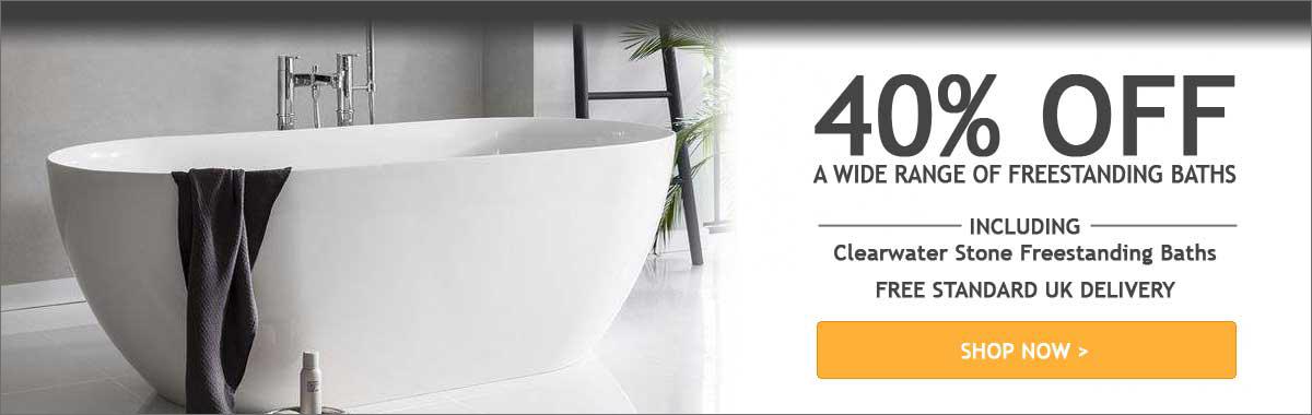 Freestanding Bath Sale