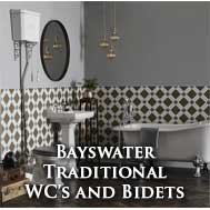 Bayswater Traditional WC's & Bidets