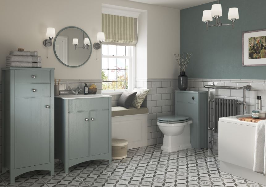 Bathrooms to Love Lucia Collection