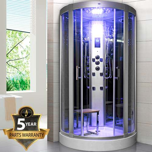 Hydro Massage Shower Cubicles Steam Shower Cabins Steam Shower