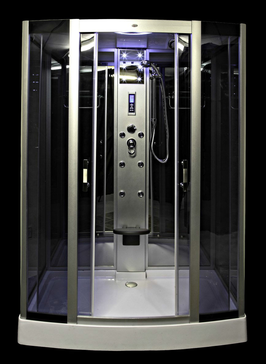 Hydro Massage Shower Cabins and Shower Pods - FREE UK Delivery