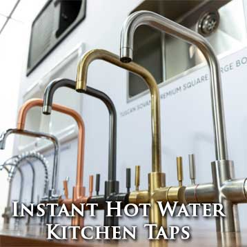 Instant Hot Water Taps