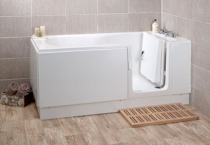 easy access baths - disabled baths - baths for elderly
