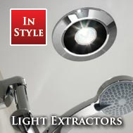 LED Extractor Fans