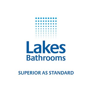 Lakes Bathrooms Bi-Fold shower Doors