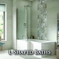 L-Shaped Baths