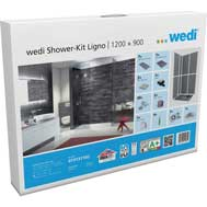 Wedi Wetroom Kit