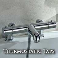 Thermostatic Bath Mixer Taps