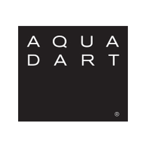 Aquadart Bi-fold shower doors