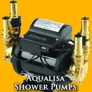 Aqualisa Shower Pumps