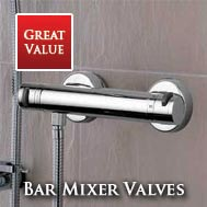 Bar Mixer Showers