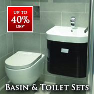 Basin and Toilet Sets