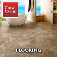 Waterproof Bathroom Flooring