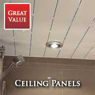 uPVC Ceiling Cladding