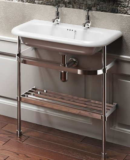Traditional Washstand Basins