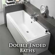 Cleargreen Double Ended Baths