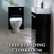 Free Standing Cloakroom Furniture
