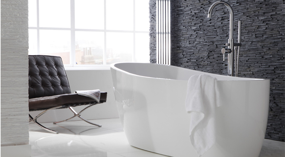 Frontline Bathrooms Freestanding Baths