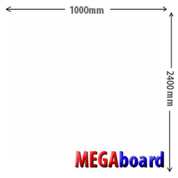 gloss white one meter wide bathroom wall boards
