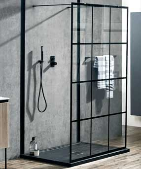 Shower Enclosures & Wetrooms