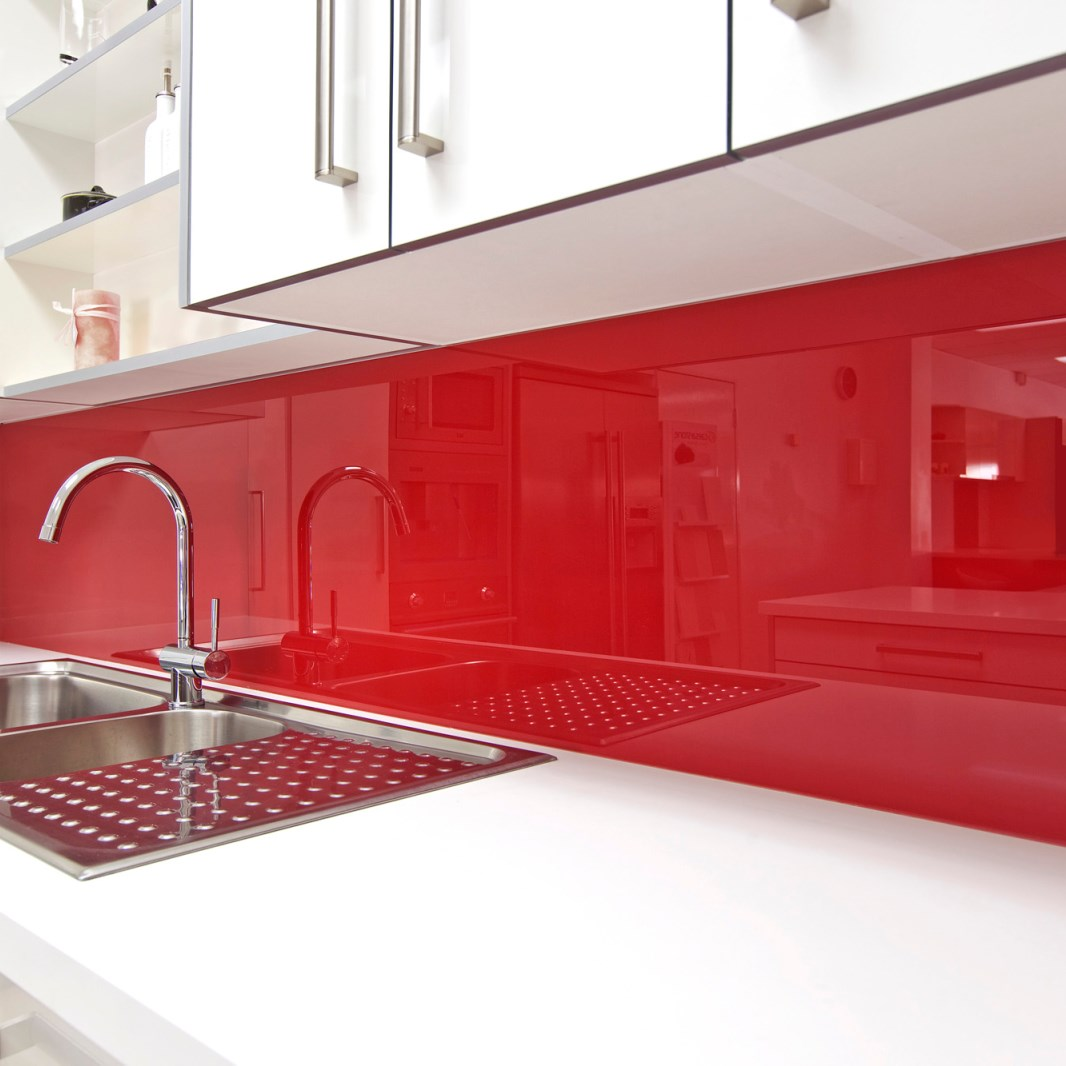 Lustrolite Kitchen Splash Back