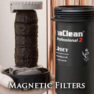 Central Heating Filters
