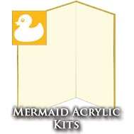 Mermaid Acrylic Kits