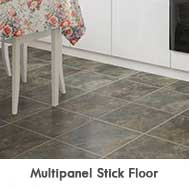 Twinfloor Stick Bathroom Flooring