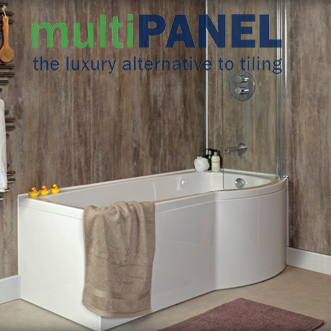 MultiPANEL Classic Shower Boards. MultiPanel Classic Bathroom Wall Boards   MultiPanel Kits