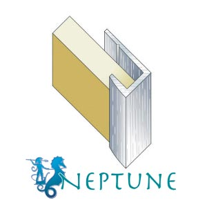 neptune wall board upvc trims